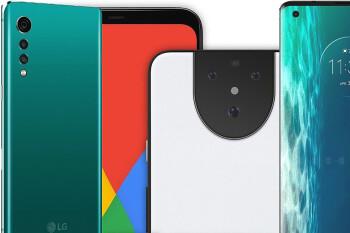 LG Velvet vs Motorola Edge vs Google Pixel 5, battle of the affordable 5G