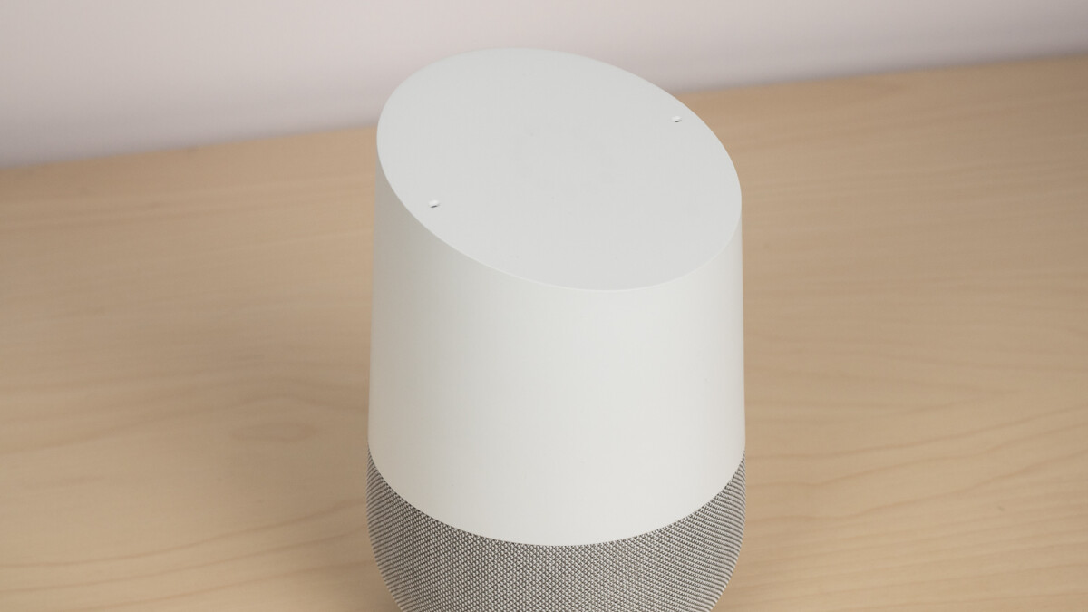Google Home is half off at Best Buy and Walmart