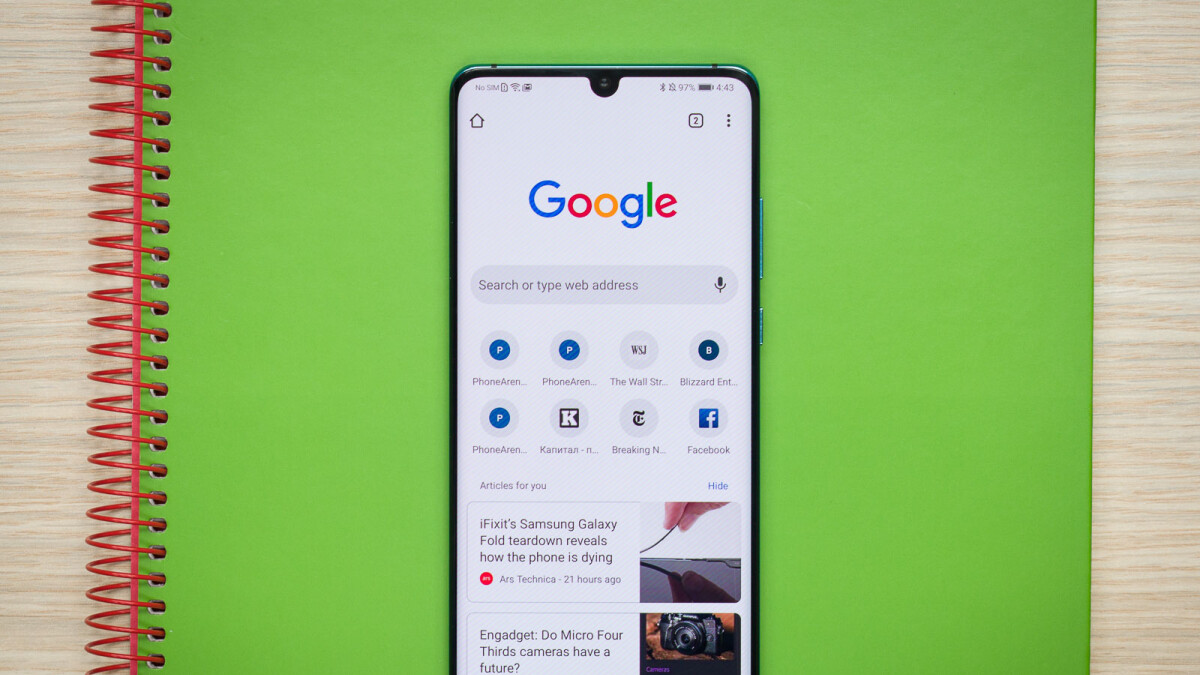 Google publishes Q1 2020 report: Search, YouTube and app downloads boom during the pandemic