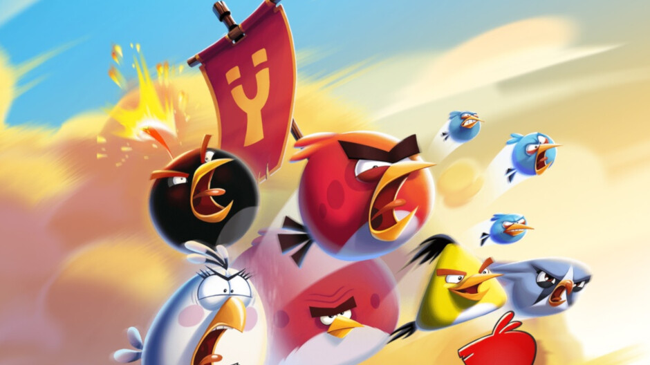 Angry Birds took flight in the first quarter of 2020