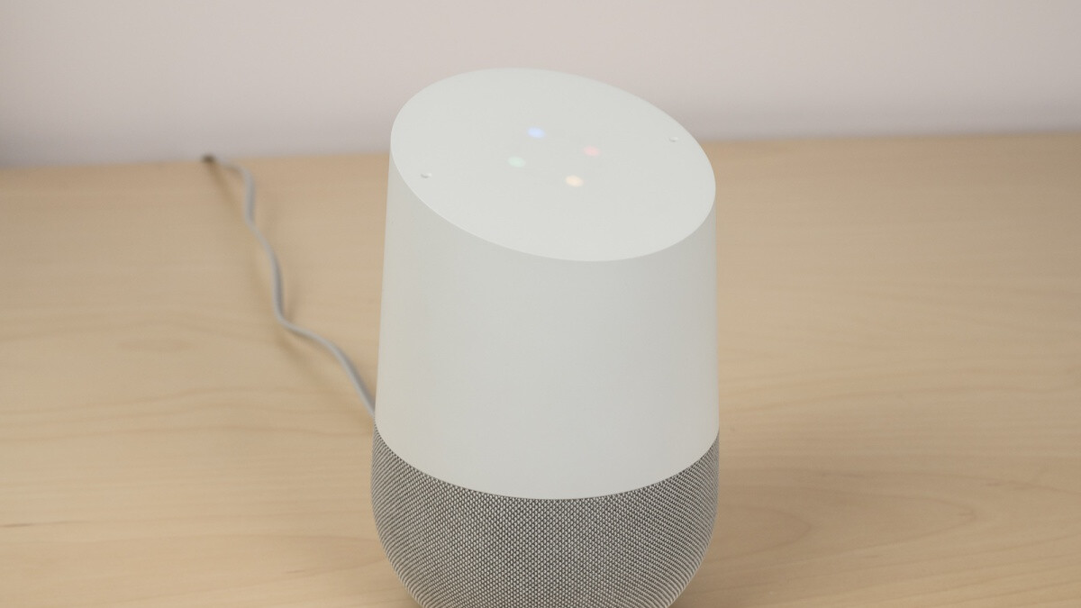 The OG Google Home hits a new all-time low price in huge nationwide smart speaker sales