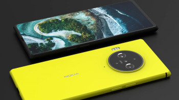 These Lumia-inspired Nokia 9.3 PureView 5G concept renders look stunning