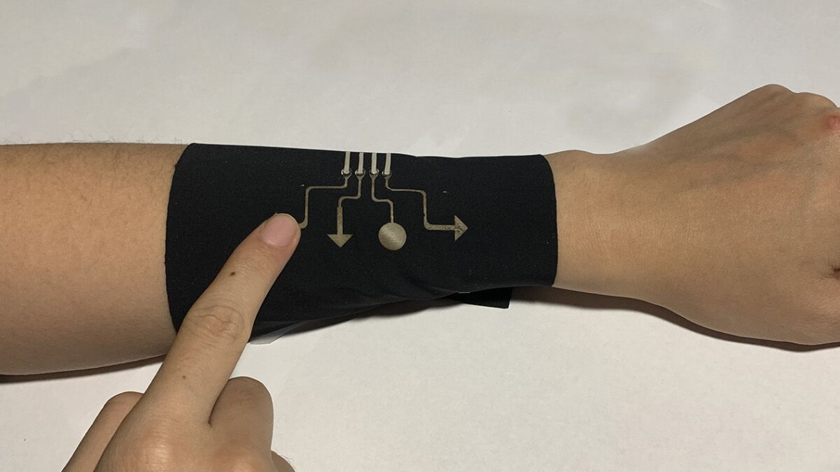 Forget smartwatches, breathable smart fabrics might be the future