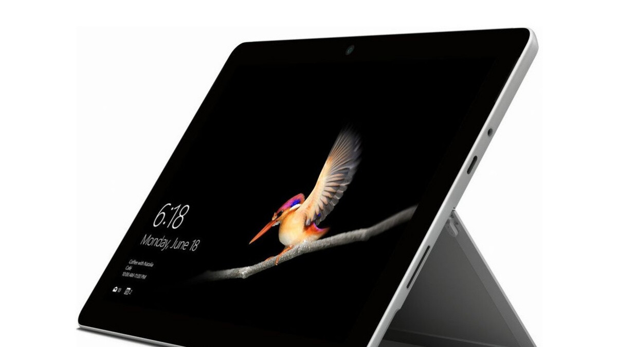 Microsoft's big Surface Go 2 processor upgrade is now pretty much confirmed
