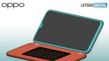 New Oppo patent shows smartphone case with a QWERTY keyboard