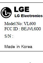 LG's VL600 LTE/EVDO USB modem for Verizon revealed