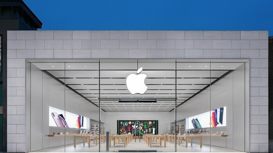 First European Apple Store to reopen on Tuesday
