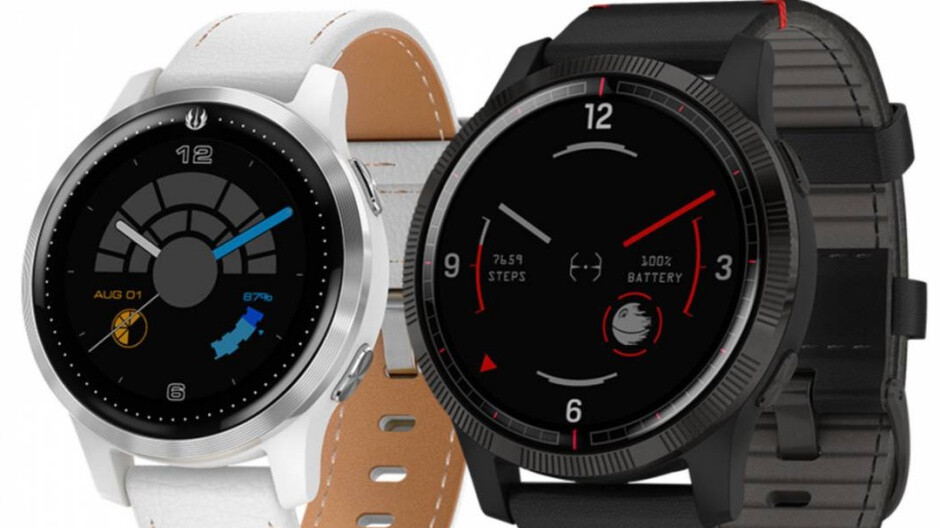 Celebrate May the Fourth in style with these deeply discounted Star Wars-branded Garmin wearables