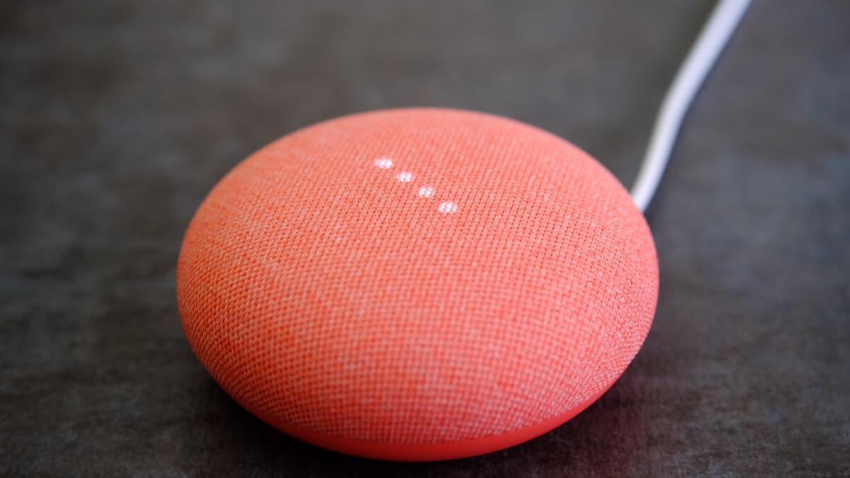 Google running massive sale on smart speakers and smart displays
