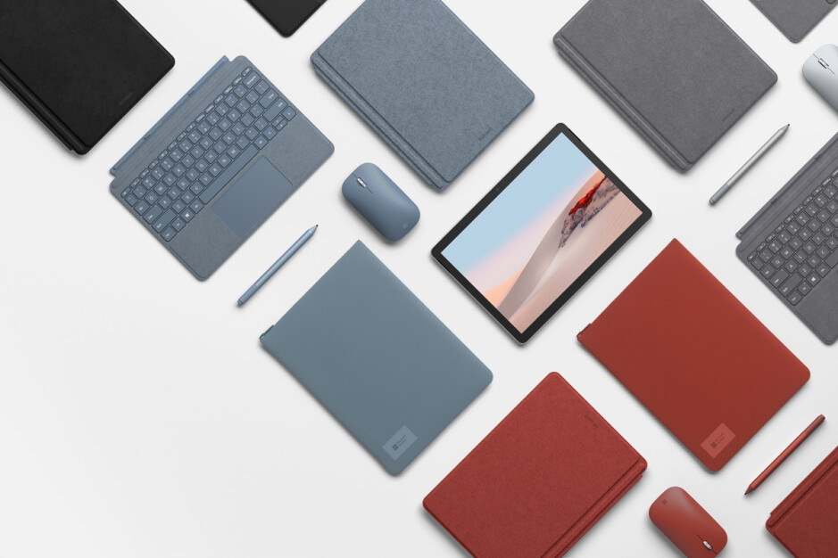 Microsoft's affordable Surface Go 2 tablet is now official