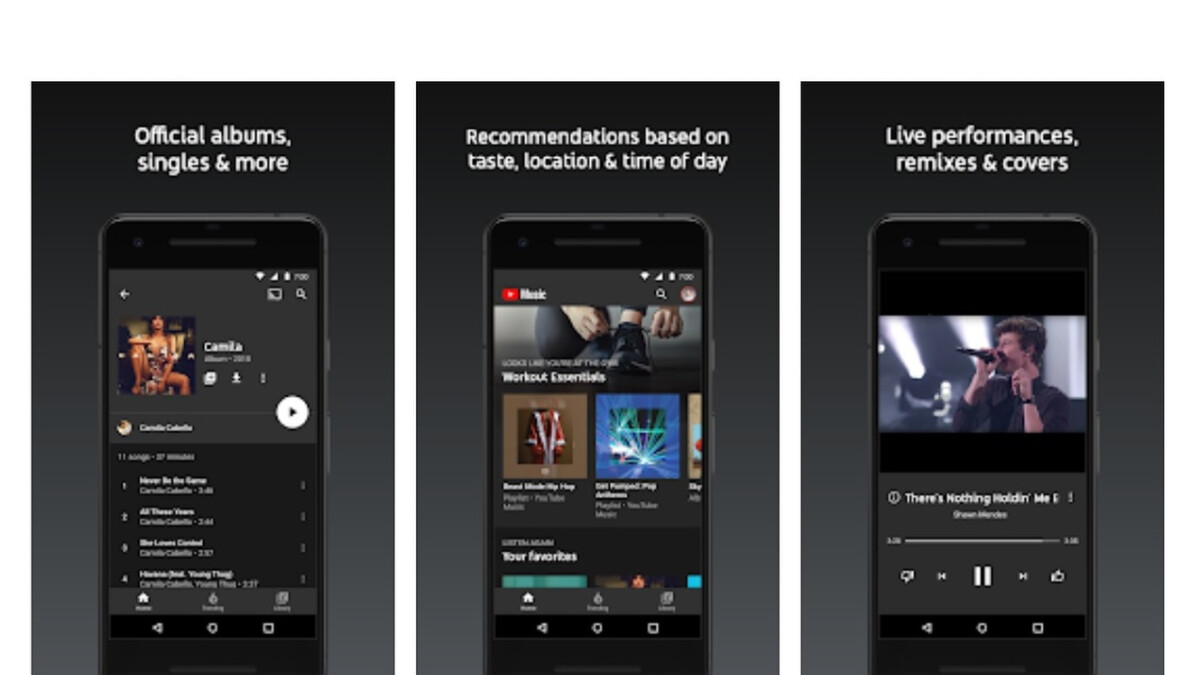 YouTube Music announces update for Android and iOS, adding a new Explore tab