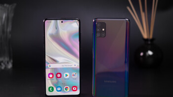 Samsung has sold over 6 million Galaxy A51 phones in Q1 2020