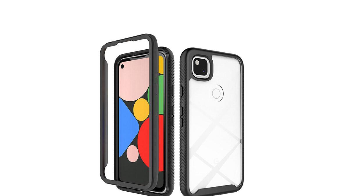 Pixel 4a Design Leaked in Case Renders