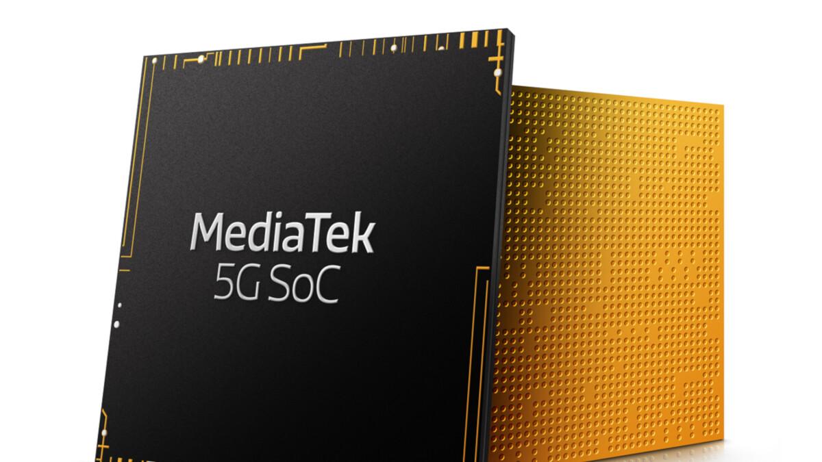 MediaTek announces its chipset sales decreased in April 2020