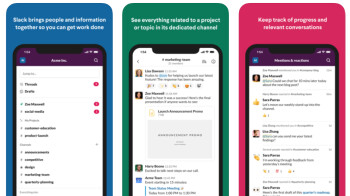 Slack major update brings new design on iOS, lots of new features