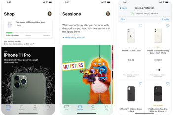 Apple adds Dark mode support to another app