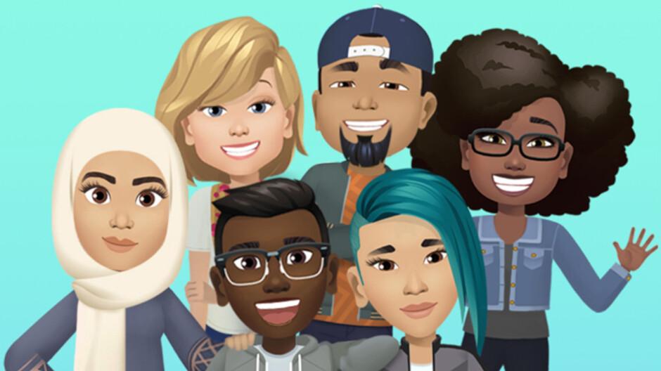 Facebook's Bitmoji-like avatars go live in the United States