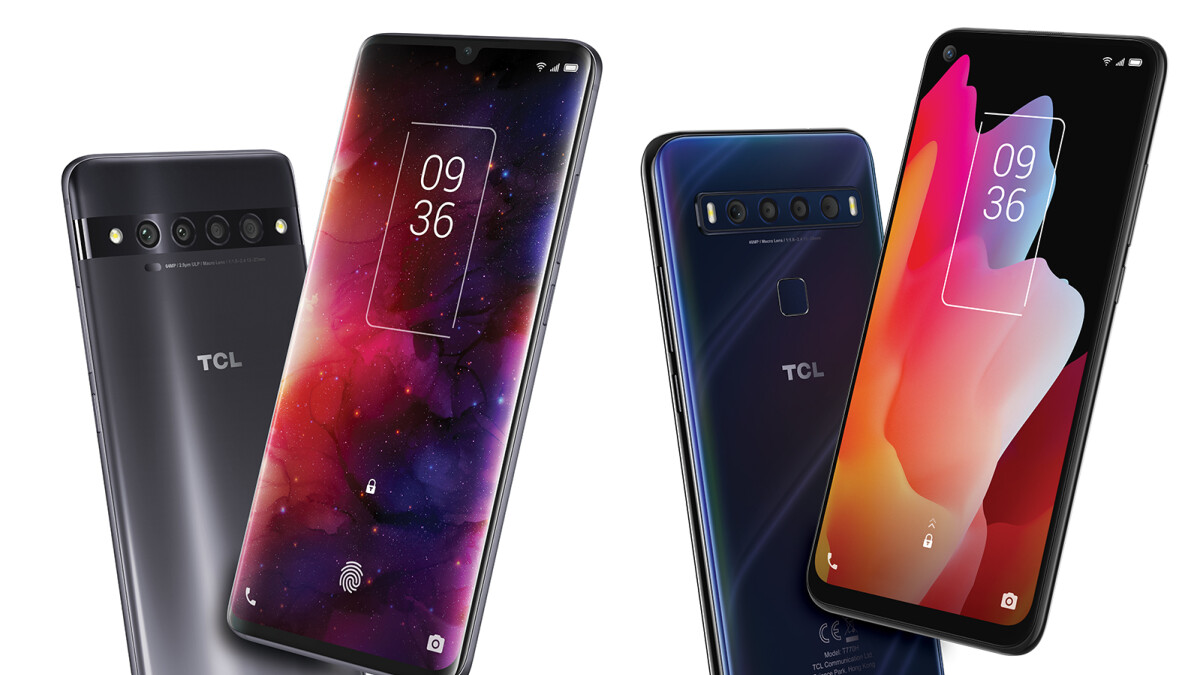 TCL's new phones are very affordable and are coming to the US very soon