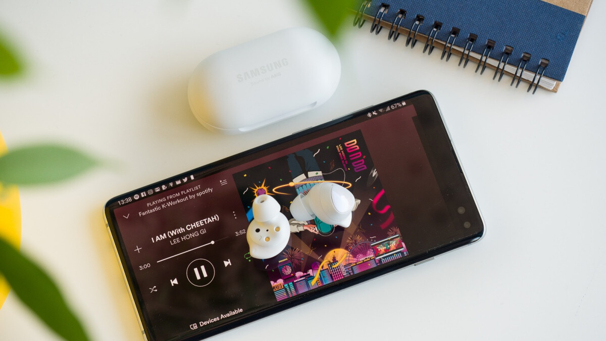The Samsung Galaxy Buds may well be the best true wireless earbuds on a budget right now