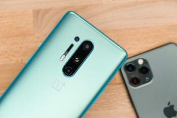 OnePlus 8 Pro vs iPhone 11 Pro camera comparison. Is it an even match?