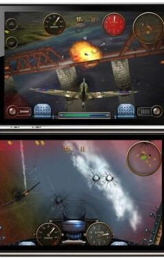 Now iPhone and Android users can play each other with Skies of Glory