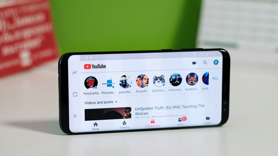 YouTube was briefly down across the globe