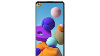 Samsung Galaxy A21s promises premium features without the price tag