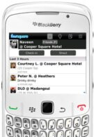 Foursquare v1.9 for BlackBerry receives new features, improvements, & fixes