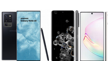 The Galaxy Note 20 Plus battery life may be shorter than on the S20 Ultra 5G