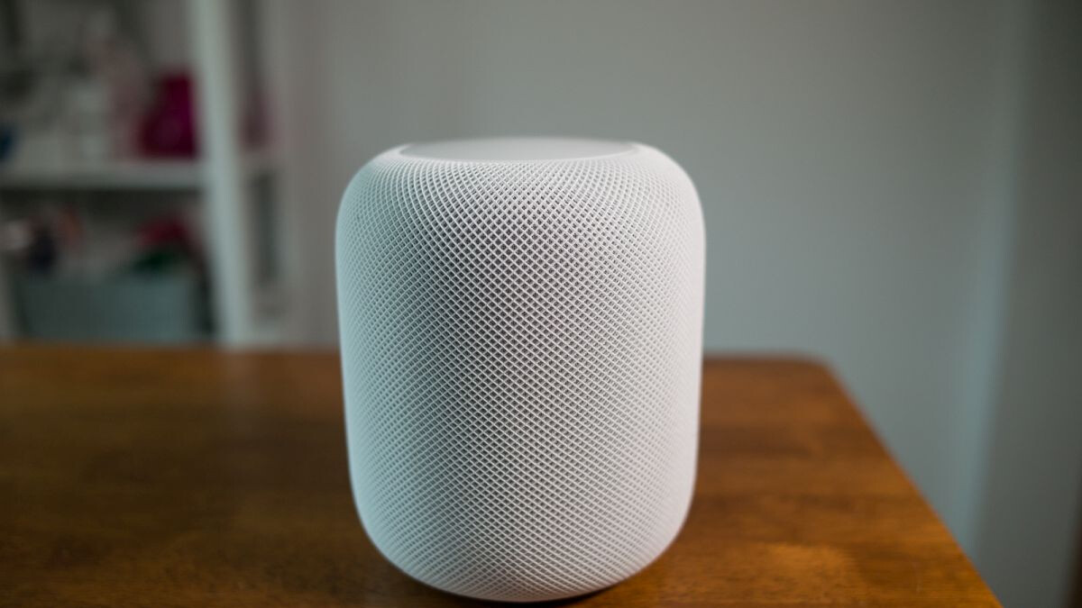 Apple's HomePod goes back down to its lowest ever price, hinting at impending sequel