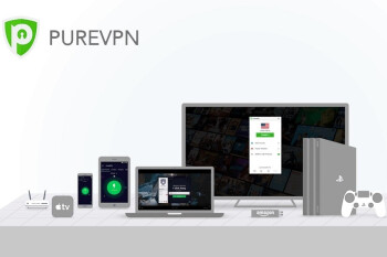Secure your internet and keep your online habits private with PureVPN's exclusive deal