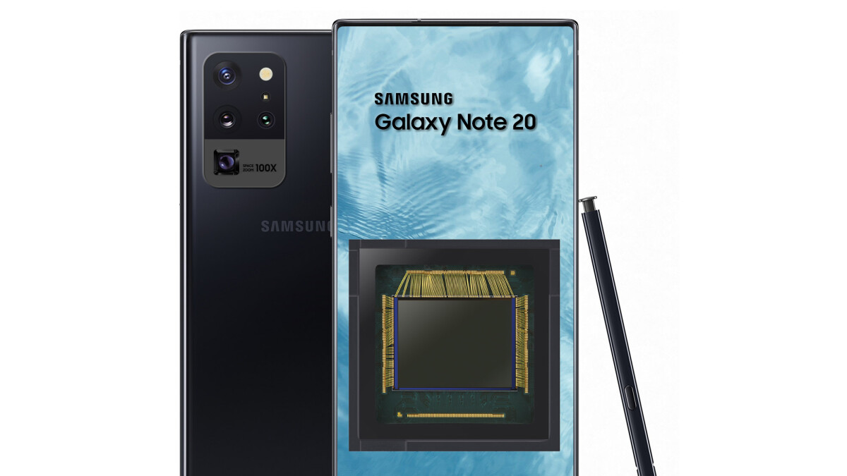 Galaxy Note 20+ may solve Samsung's 108MP camera focus issues with a new 50MP sensor