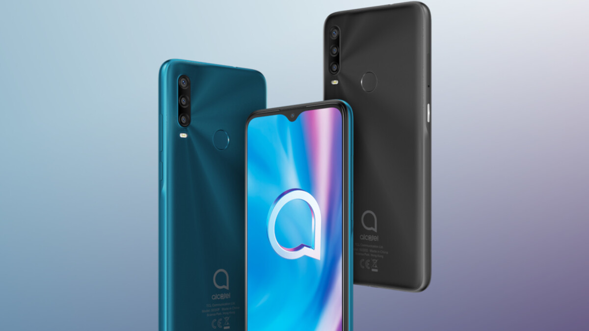 Alcatel reveals two new affordable smartphones for European markets