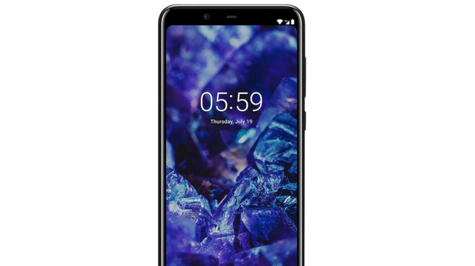 Nokia 5.1 Plus starts getting Android 10, but not in the US