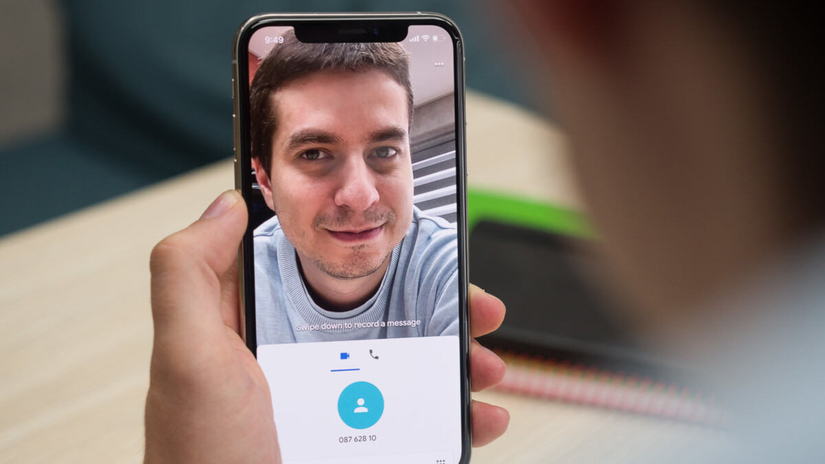 Update to Google Duo allows users to be reachable by email