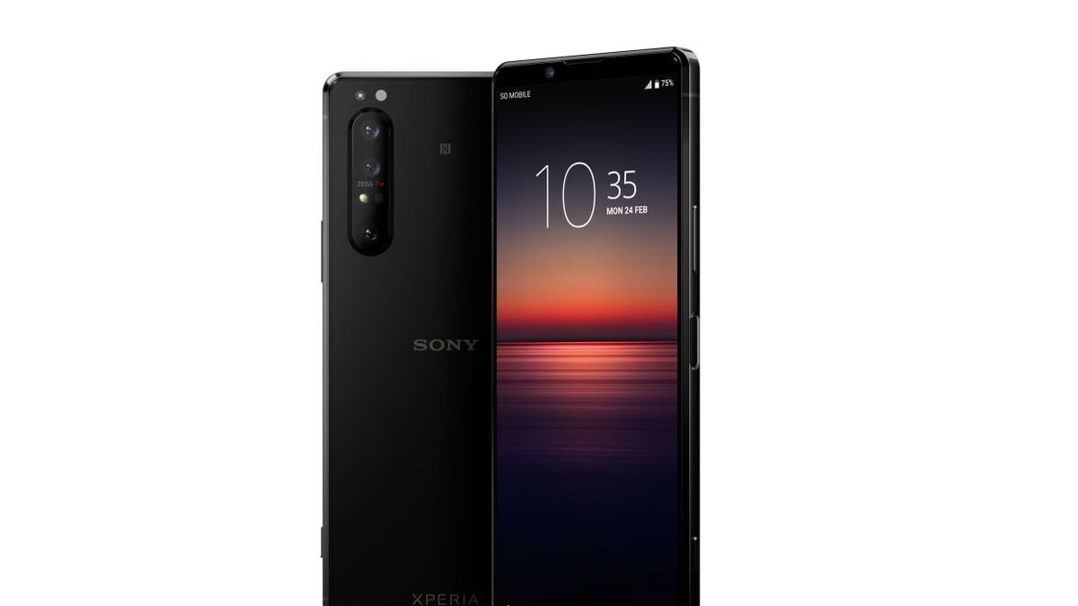 Unlocked Sony Xperia 1 II with 5G support goes up for pre-order in the US at an exorbitant price
