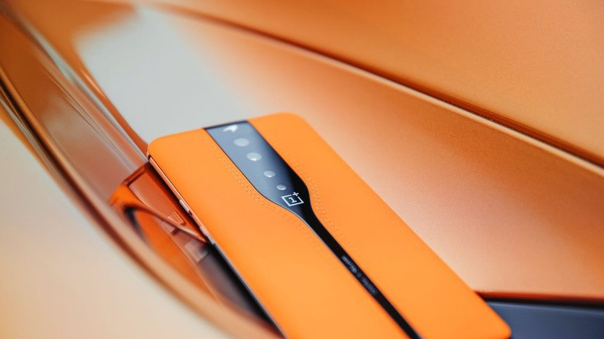 OnePlus 8T McLaren Edition will probably not be happening