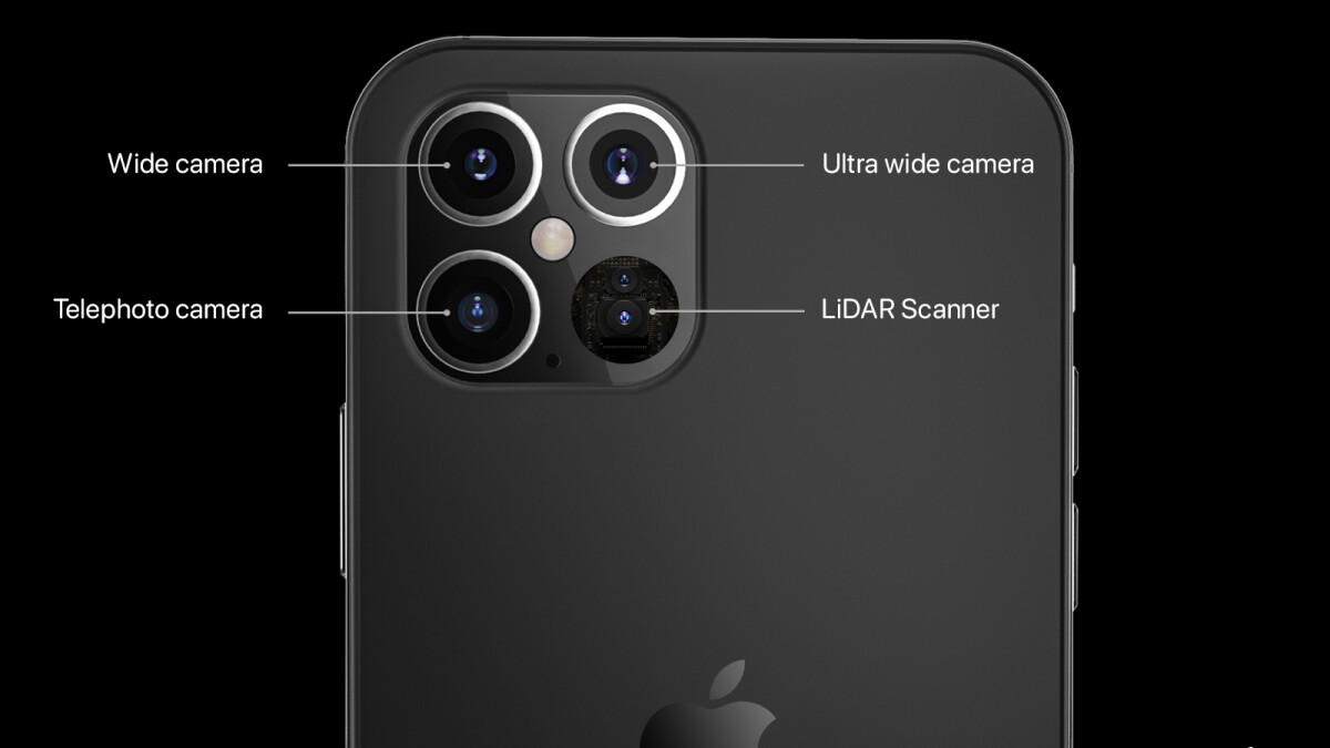 Apple calls on three suppliers for iPhone 12/Pro 5G camera modules ...
