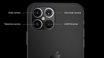 Apple calls on three suppliers for iPhone 12/Pro 5G camera modules