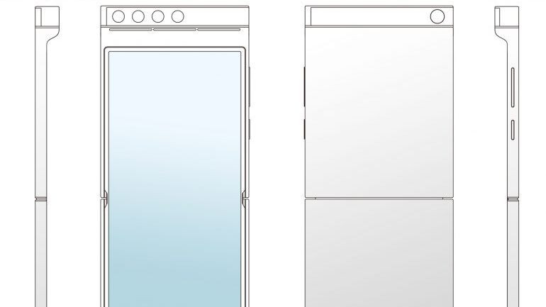 Xiaomi may launch a clamshell phone with rotating camera