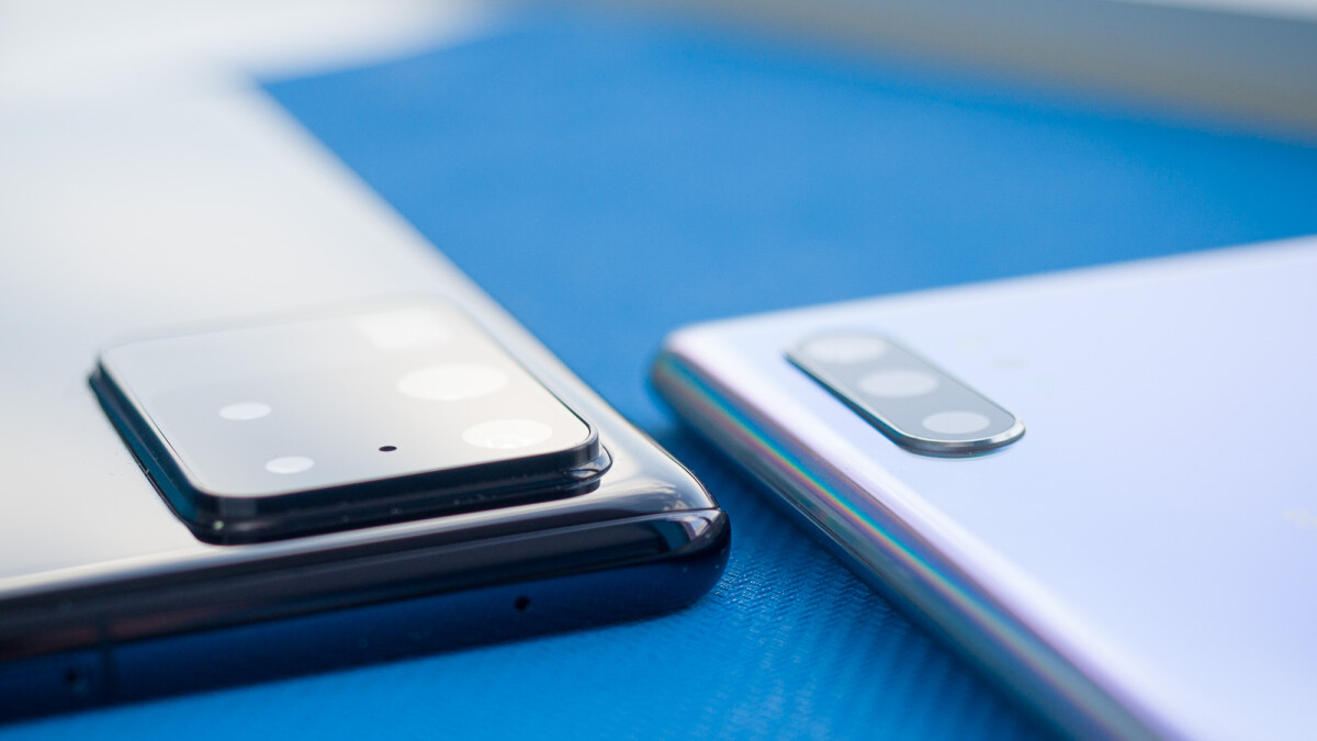 The Galaxy Note 20+ camera to have folded optics but no '100x Space Zoom'