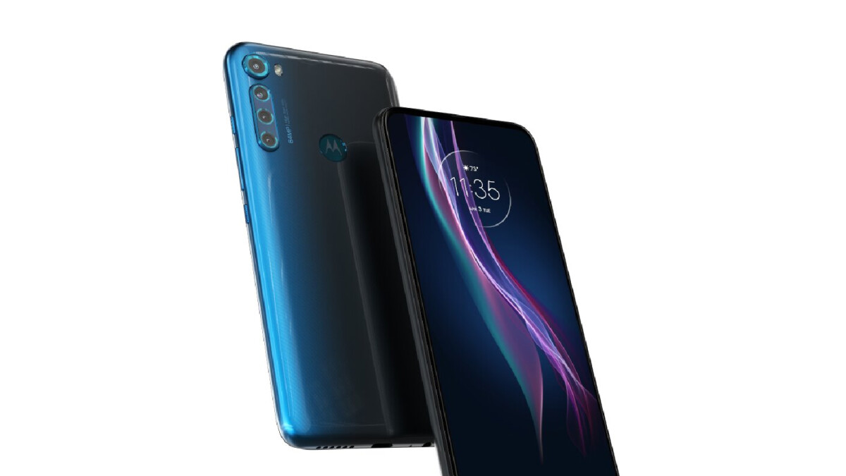 Alleged Motorola One Fusion+ press render leaks alongside key specs