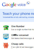 Google Voice now offers faster dialing for Android and BlackBerry devices