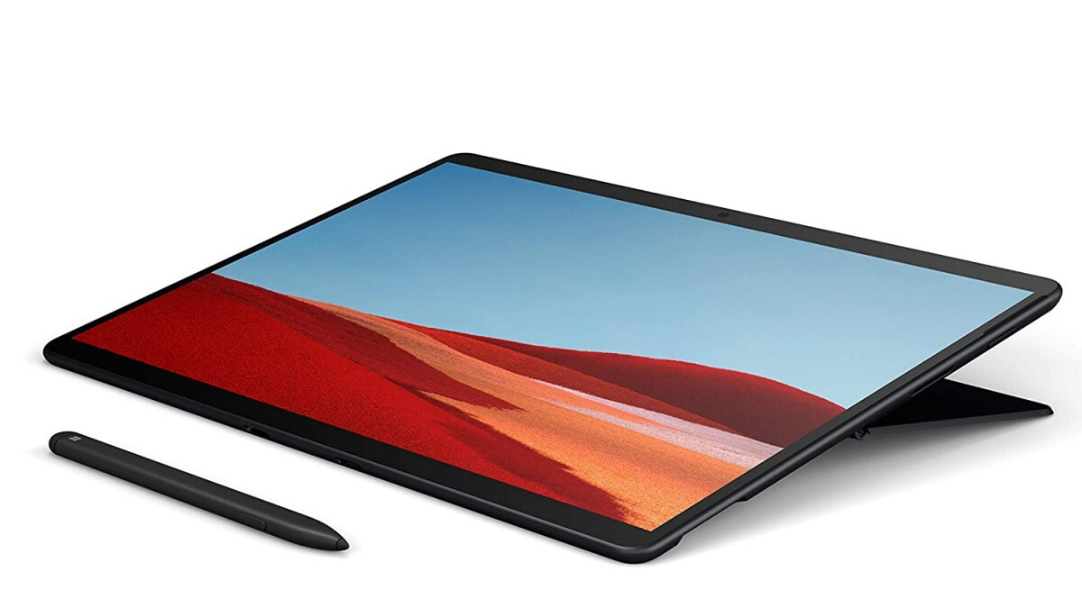 Microsoft S Sleek And Slim Surface Pro X Tablet Is On Sale At Up To A 450 Discount For A Limited Time Phonearena