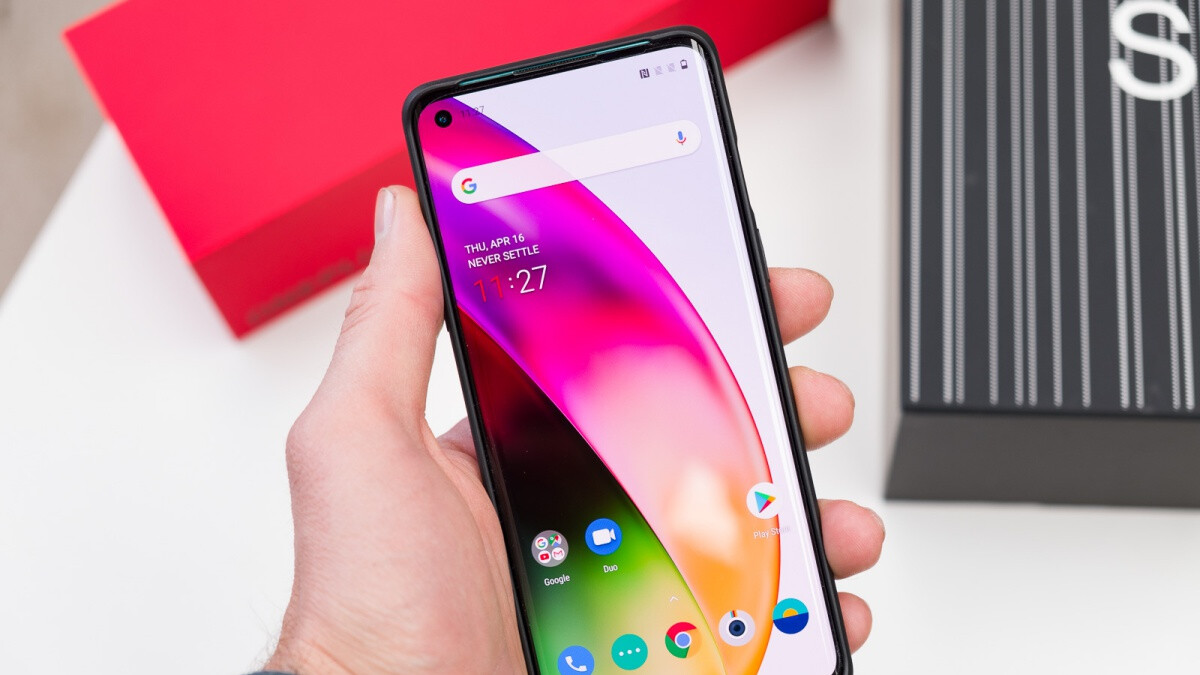 T-Mobile future-proofs its OnePlus 8 5G with new software update