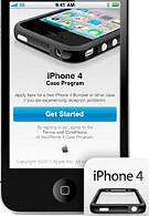 Apple begins free bumper program