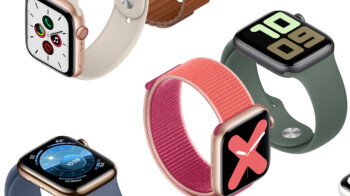 Leak calls for no change to Apple Watch Series 6 display