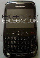 BlackBerry Curve 9300 to feature new WebKit browser?