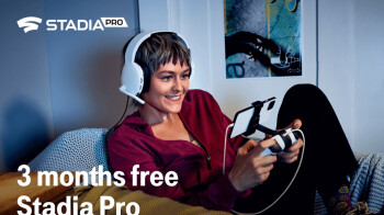 T-Mobile customers get extended Stadia Pro free trial and other perks and gifts
