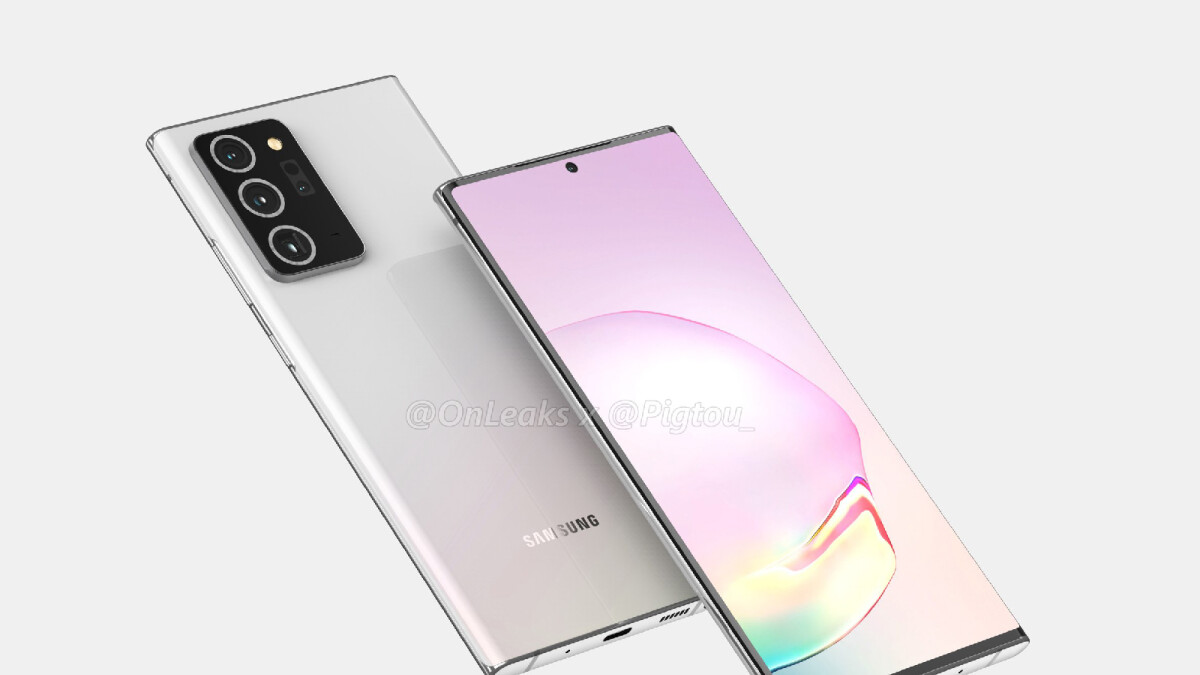 Leaked Galaxy Note 20+ 5G camera specs reveal 13MP periscope, 50X zoom, more